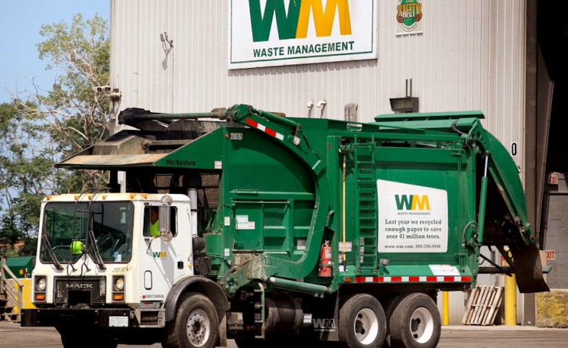 Waste Management Raises Bid For Rival Republic